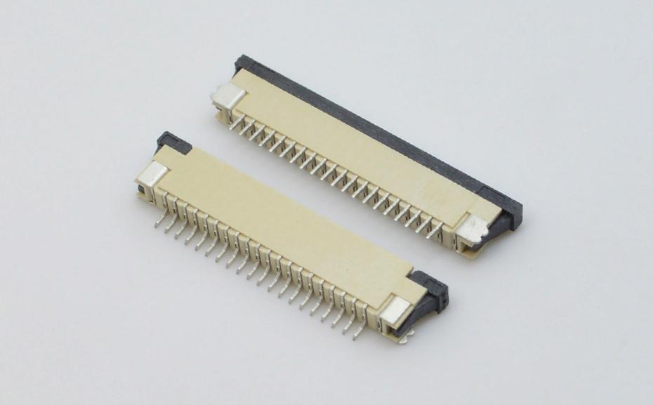 fpc板对板连接器-fpc连接器6-fpc连接器上接-宏利