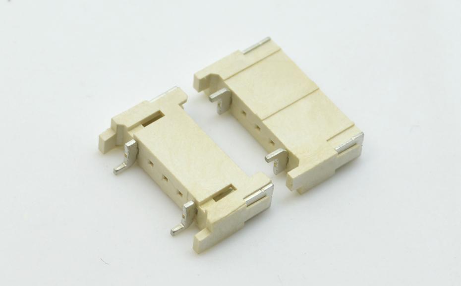 宏利中山灯条固态照明连接器BHS5缺2高压插座贴装插拔端子线精密连接器厂家