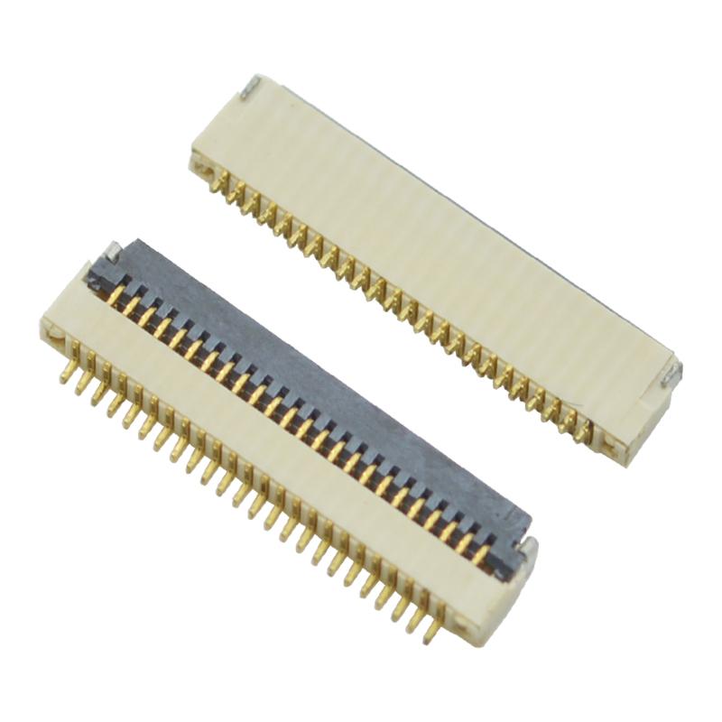 厂家直销的fpc连接器中手机fpc连接器的三大性能[宏利]