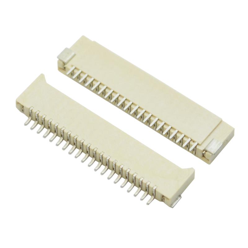 前插后压式fpc连接器凭什么与众不同?