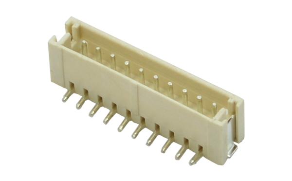 间距1.5mm立贴弯脚贴片插座替代JST连接器