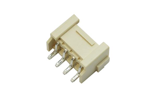 FPC插座VH3.96MM排插座卧式贴片接插件连接器