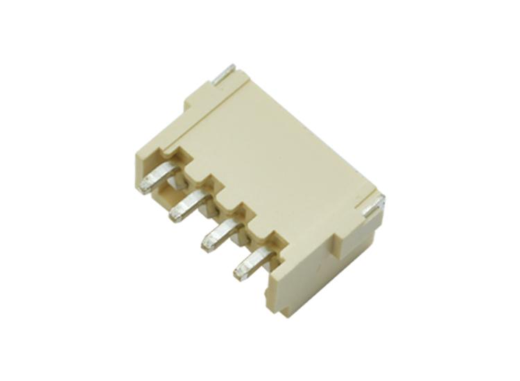 VH3.96mm间距SMT立式贴片接插件连接器