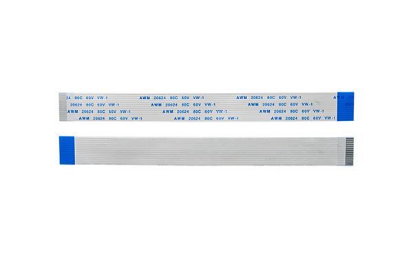 FFC/FPC软排线液晶连接线反向1.0mm间距
