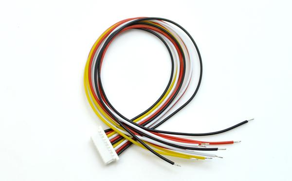 间距SH1.0mm单头电子线端子接插件连接线