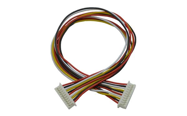 间距1.25MM双头端子线接插连接线