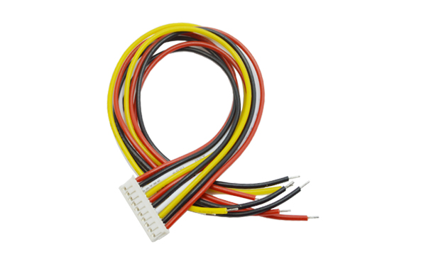 ZH1.5MM单头连接器电子连接线接线端子胶壳