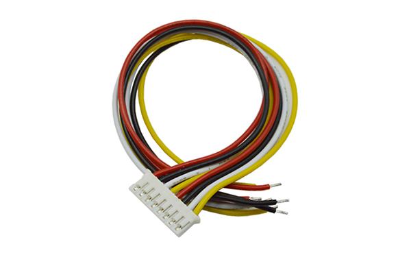 PH2.0mm间距单头端子线电子镀锡铜连接线