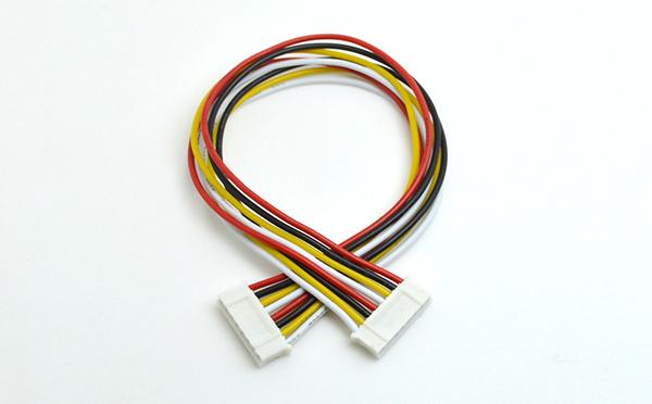 PH2.0mm双头端子线连接器插头配套线线束