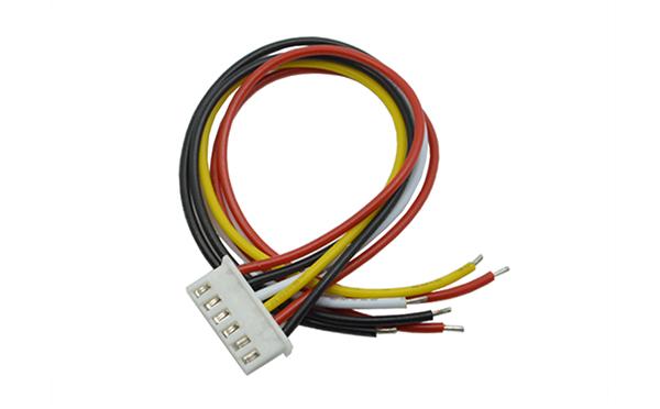 仪器仪表连接线XH2.54mm端子线束单头PVC电子线束