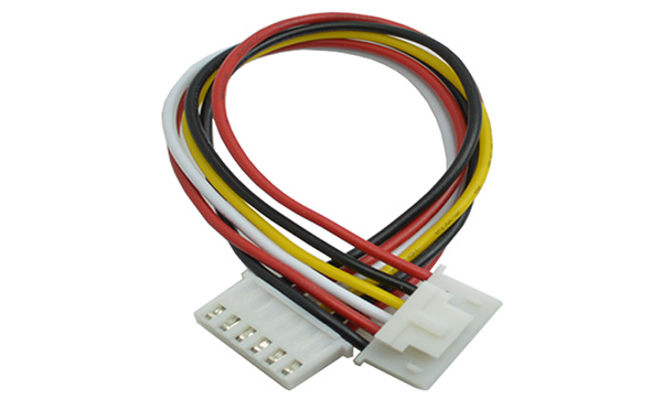 间距XHB2.54MM双头带扣电子连接线电源线厂家供货