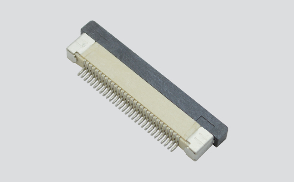 30pin-fpc连接器-0.5间距fpc连接器fpc 抽屉 连接器-宏利