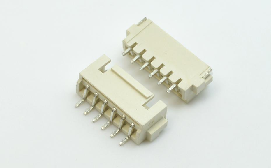 深圳宏利便携投影仪印制板XHB2.54mm间距条形表贴连接器生产厂家